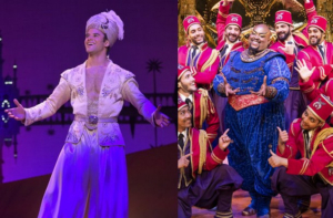 Major Attaway and Clinton Greenspan Join Broadway Company of ALADDIN; Plus New Tour Casting Announced!