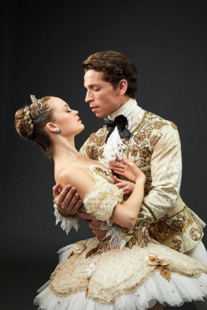 BWW Interview: Carl Coomer, Paige Nyman of THE SLEEPING BEAUTY at Texas Ballet Theatre
