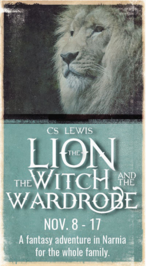 Flat Rock Playhouse Announces Auditions for THE LION, THE WITCH, AND THE WARDROBE