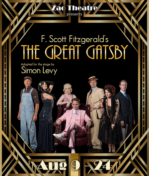 BWW Review: THE GREAT GATSBY at ZAO THEATRE is a Spectacular Show 'Old Sport'