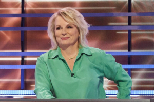 Jennifer Saunders Joins Michael Sheen as Team Captain on Sky's THERE'S SOMETHING ABOUT MOVIES