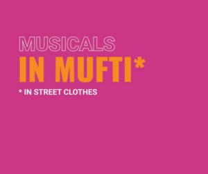 York Theatre Co's Musicals in Mufti to Tribute Cole Porter