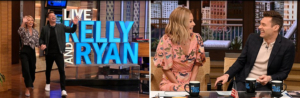 LIVE WITH KELLY AND RYAN Ushers in Its 32nd Season With Entertainment's Brightest Stars and New Theme Weeks