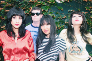 Baby Shakes' New Garage-Punk Single 'Love Song In Reverse' Out Now