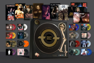Ozzy Osbourne's SEE YOU ON THE OTHER SIDE Vinyl Box Set Out This November