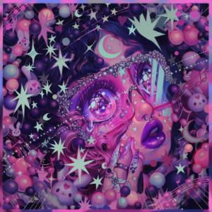 Rising Electronic Sensation Ivy Hollivana Shares New Album
