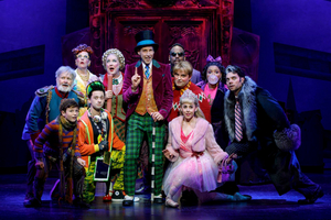 BWW Review: CHARLIE AND THE CHOCOLATE FACTORY Concocts a Bittersweet Confection at AT&T Performing Arts Center