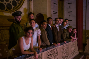 Review: The Speakeasy Society Brilliantly Draws Audience Members into THE JOHNNY CYCLE at Mountain View Mausoleum