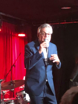 BWW Review: Mark Winkler Fills Feinstein's Upstairs at Vitello's With Joy