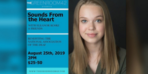 BWW Review: SOUNDS FROM THE HEART at The Green Room 42