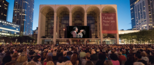 The Metropolitan Opera's Summer HD Festival To Screen Wagner's DAN RHEINGOLD Tonight; Full Summer Schedule Announced