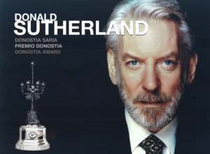 The San Sebastian Film Festival to Honor Donald Sutherland