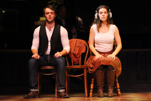 BWW Review: ONCE at Broadway Palm Dinner Theatre is 'Gold!'