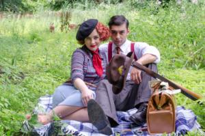 BONNIE & CLYDE Opens Next Month At St. Dunstan's Theatre