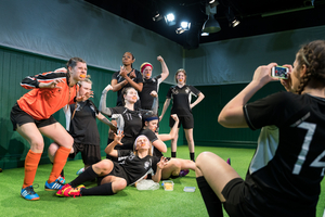 BWW Review: THE WOLVES by Red Ryder Productions at The Blue Room Theatre