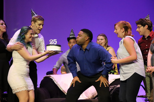 BWW Review: Capital Productions' COMPANY at Henderson Theatre Reflects on Life