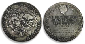 Ray Bolger's 1948 Tony Award Goes Up for Auction
