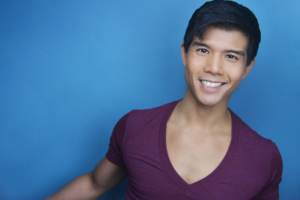 Telly Leung Returns to The Green Room 42 for Encore of SING HAPPY