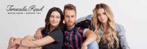 Temecula Road and CMT Partner for Exclusive Music Video Release
