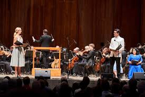 BWW Review: BWU's Musical Theatre Program And The Cleveland Orchestra Create An Enchanted Evening