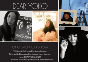 Review: Anzu Lawson Opens Her Heart and Shares Her Soul in DEAR YOKO