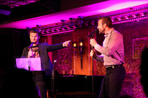BWW Review: BROADWAY DADDIES Cuddle Up with 54 Below Audience