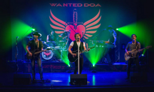 Bay Street Welcomes Bon Jovi Tribute Concert with Wanted DOA
