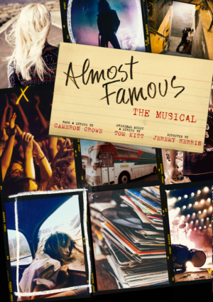 The Old Globe Extends ALMOST FAMOUS One Week