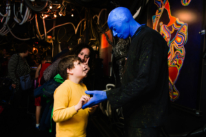 Blue Man Group Chicago to Host Sixth Annual Autism-Friendly Performance