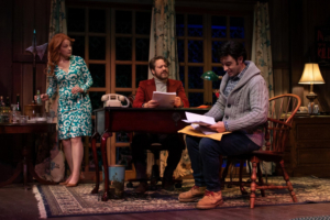 Review Roundup: What Did Critics Think of DEATHTRAP at The Cape Playhouse?