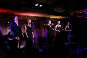 BWW Review: TESS JONAS ANYTHING BUT QUIET Illuminates at 54 Below