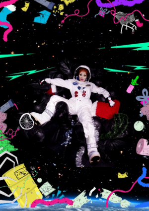 ESCAPE FROM PLANET TRASH at Pleasance Theatre Now On Sale