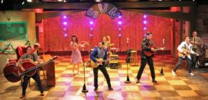 BWW Review: MILLION DOLLAR QUARTET Showcases a Stellar Cast at Cortland Repertory Theatre