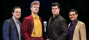 BWW Review: MILLION DOLLAR QUARTET at Derby Dinner Playhouse