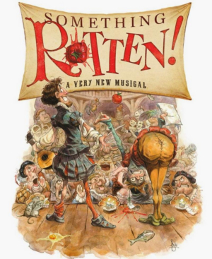 SOMETHING ROTTEN! Comes to the Warner