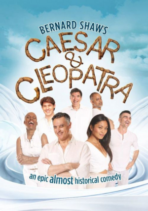 Gingold Theatrical Group's CAESAR AND CLEOPATRA Begins Tonight