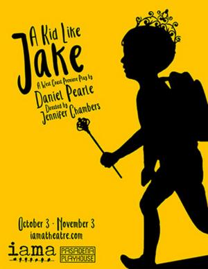 IAMA's A KID LIKE JAKE Comes to the Carrie Hamilton Theatre