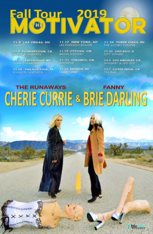 Cherie Currie and Brie Darling Announce First-Ever Tour Together