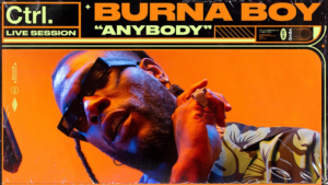 Vevo and Burna Boy Release Videos of 'Anybody' & 'Collateral Damage'