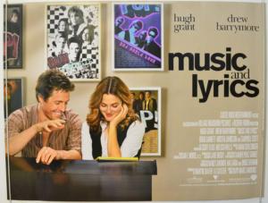 MUSIC MOVIES & ME: The Patriarchal Rom Com & MUSIC AND LYRICS