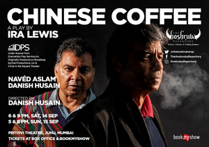 BWW Review: BROADWAY HIT CHINESE COFFEE WRITTEN BY IRA LEWIS IN AN INDIAN FORMAT