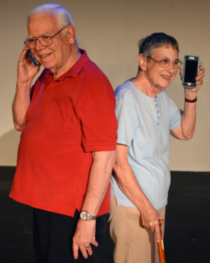 Hill Country Community Theatre Presents MORE SENIOR MOMENTS