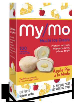 MY/MO MOCHI Ice Cream New Limited-Edition Fall Flavors