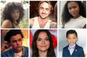 Indya Moore, Tom Felton Join Cast of Netflix's A BABYSITTER'S GUIDE TO MONSTER HUNTING