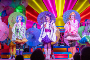 Review: THE MIKADO Presented as a Thoroughly Entertaining