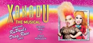 Tickets Go On Sale September 19 For XANADU in Fort Lauderdale