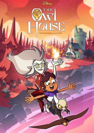 Disney Channel's Animated Series THE OWL HOUSE Announces Voice Cast
