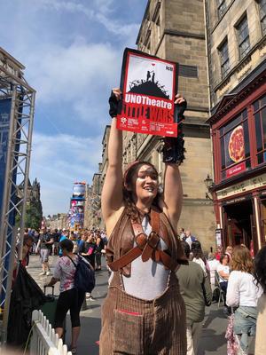 BWW Interview: LITTLE WARS Goes to Scotland
