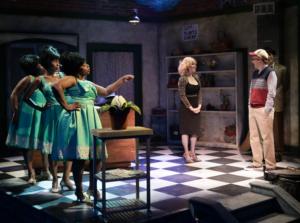 BWW Review: LITTLE SHOP OF HORRORS: This Plant's No Shrinking Violet