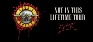 Guns N' Roses Reveal Special Guests for 'Not In This Lifetime Tour'